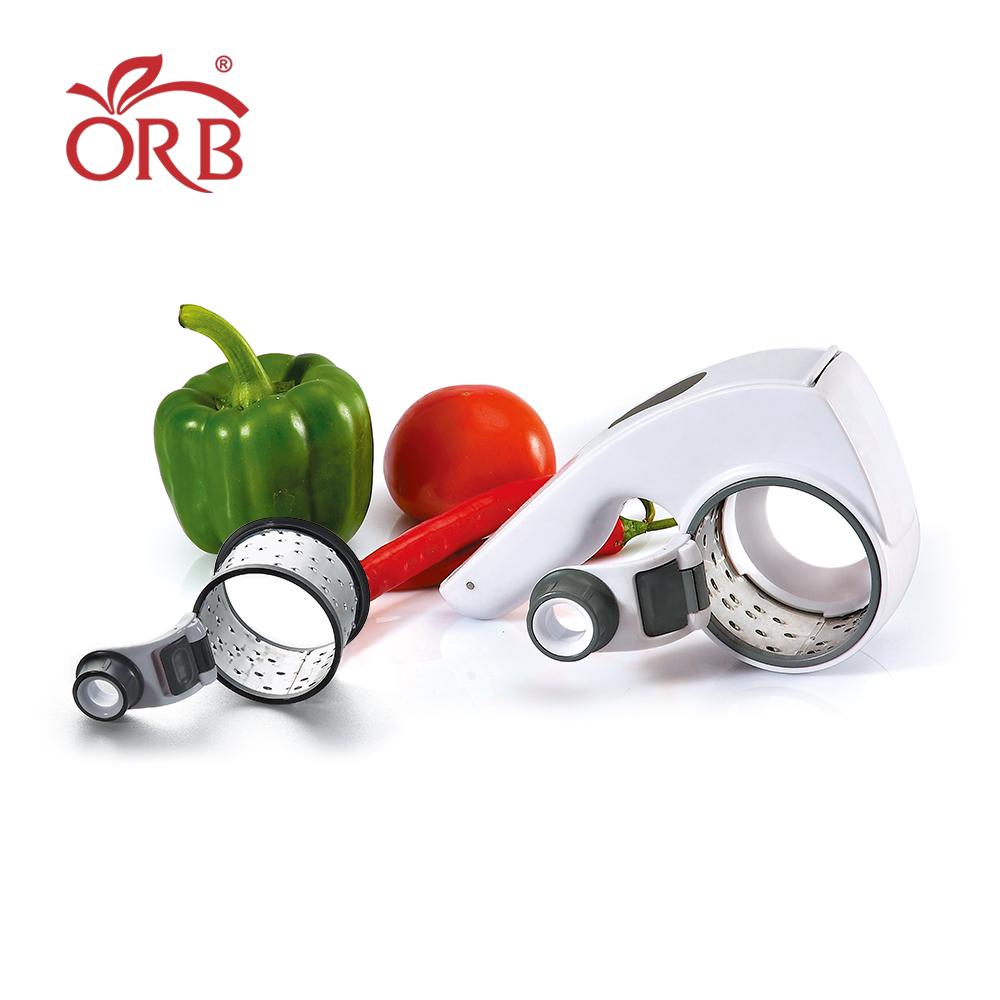 Edelstahl Käsereibe Tromme Kunststoff Reibemaschine Küche Werkzeug tools