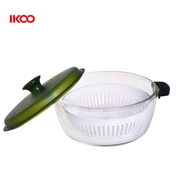 Жаростойкая стеклянная посуда, боросиликатная посуда, набор кастрюль