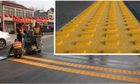 Thermoplastic Paint Thermoplastic Paint Road Thermoplastic Line Reflective Striping Yellow Price Company Miramar Traffic Jotun Paint