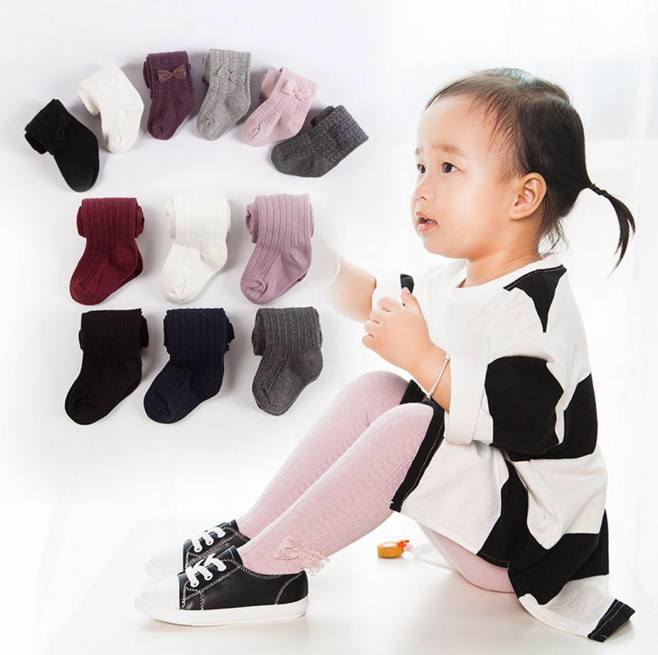 Htop Sơ Sinh Vớ Trẻ Em Pantyhose Đan Trẻ Em Bé Vớ