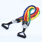 Speed Fitness Running Exercising Sports Workout Nylon Sleeve Pulling Rope Resistance Bands