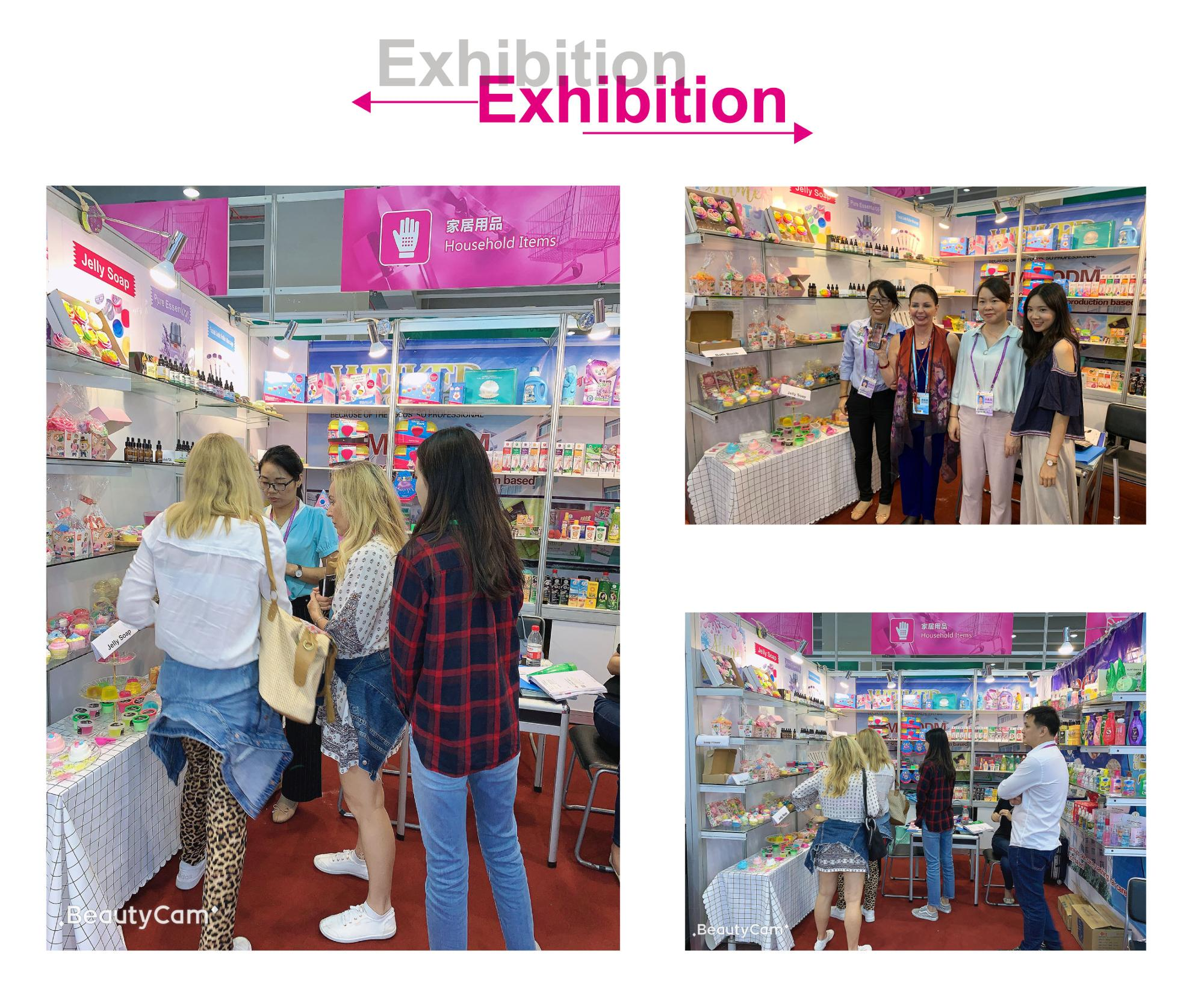 Factory high quality 3-pcs set Crystal Healing Stone Set Women Pink Rose Quartz Gemstone Jade Yoni Eggs