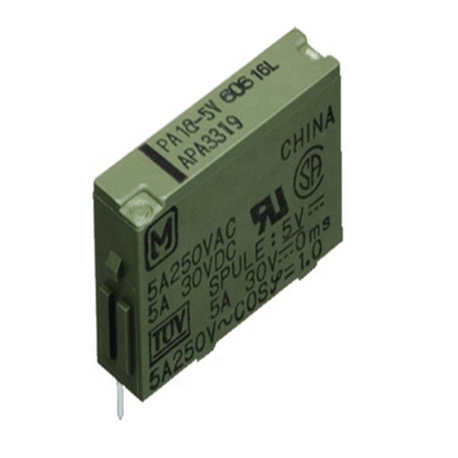 Original PA1A-5V APA3319 4Pin Normally Open 5V Power Relay