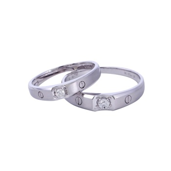 Hot new products china suppliers luxury diamond rings for wedding diamond ring white gold