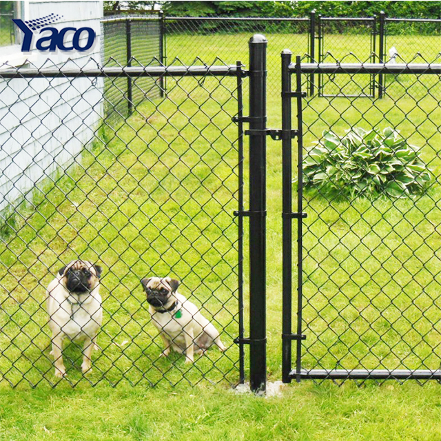 6 piede 9 gauge zincato chain link fence/catena di recinzione link privacy/indoor catena di recinzione link