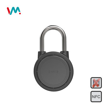 2020 new smart app NFC padlock no battery