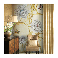 Customized Design Glass Mosaic Decoration Wall Mural