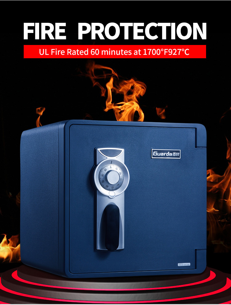 Guarda Custom fireproof safe box manufacturers for business-2