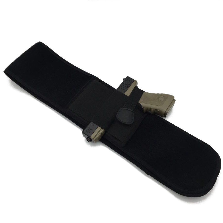 Army concealed belly band <strong>gun</strong> <strong>holster</strong>