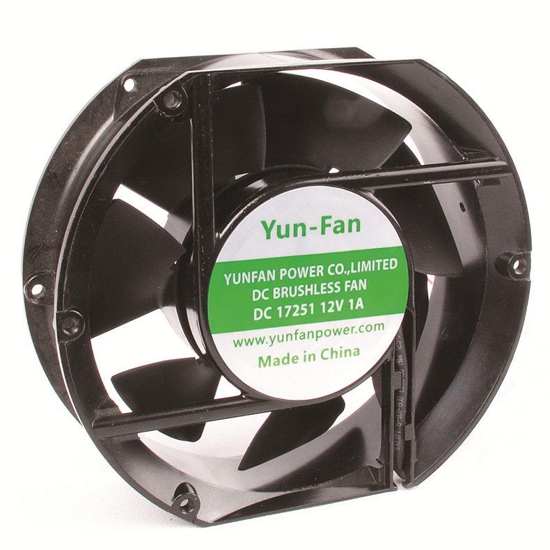 170mm 115V/220V/380V <strong>ac</strong> axial cooling fan Bathroom Exhaust Ventilation Fan humidifier cooling fan