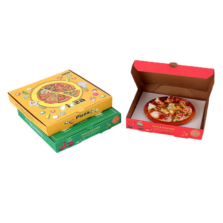 7 Inch 3 ply Cheap Pizza Boxes Pizza Take Away Box