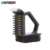 BBQ 3 in 1 Cleaning Grill Brush With Steel Wire Cleaning Bristles, Scrub Pad and Stainless Steel Scraper