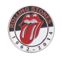 Herdenkingsmunt Rolling Stones Badge Gift Collection Concert