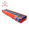 High quality steel hinged belt conveyor/ magnetic and screw type chip conveyor
