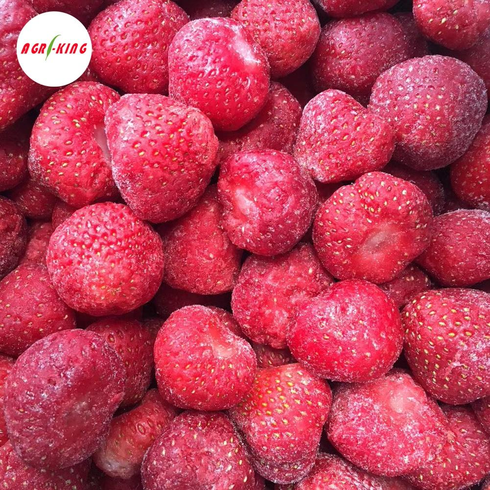 Frozen Fresh Frutas Strawberry Korea