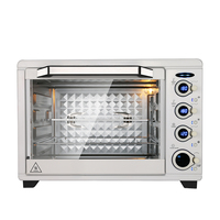 36L digital stainless microwave kitchen grill electric oven for home