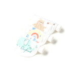 Factory Price Cotton Non-woven Fabric Bamboo Organic Baby Saliva Towel
