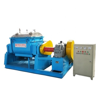 Sigma/Double Z Blade Mixer Kneader/Kneading Machine Screw Extrusion Kneading Machine Automatic Soap Making Machine