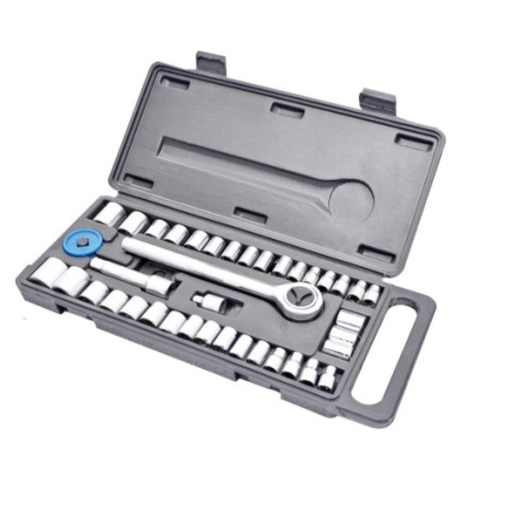 high resilience sockets and bit completed set tools kit