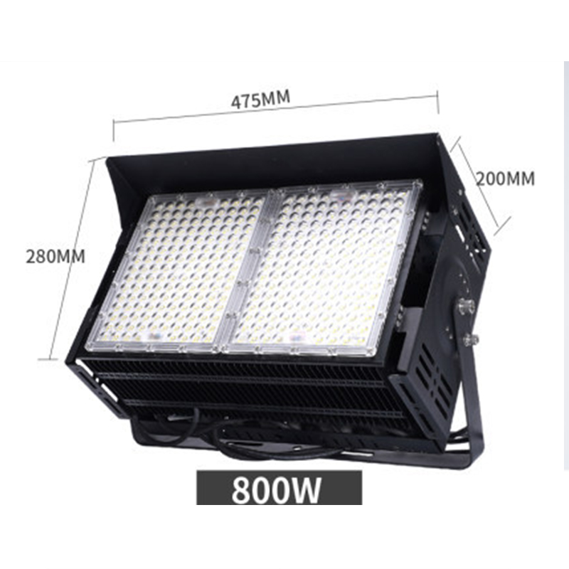 High Quality Wholesale Custom Cheap flood light with security camera watt tripod stand Stadium