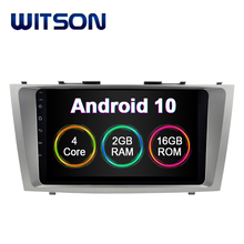 WITSON <span class=keywords><strong>Android</strong></span> 10.0 Car Auto Radio DVD GPS Per TOYOTA <span class=keywords><strong>Camry</strong></span> <span class=keywords><strong>2007</strong></span>-2011 Costruito In 2GB di RAM 16GB FLASH GRANDE SCHERMO in auto lettore dvd