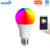 ANPU Lampadas Led WiFi Connect Tuya E27 Bulb Work With Alexa & Google Home Smart LED Light Bulb RGBCW Multi Color High Quality