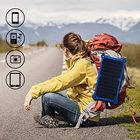 High Quality Sunpower Cell Backpack Phone Charger Solar Panel With USB Port For Hiking