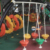 Children  outdoor playground equipment climbing equipment