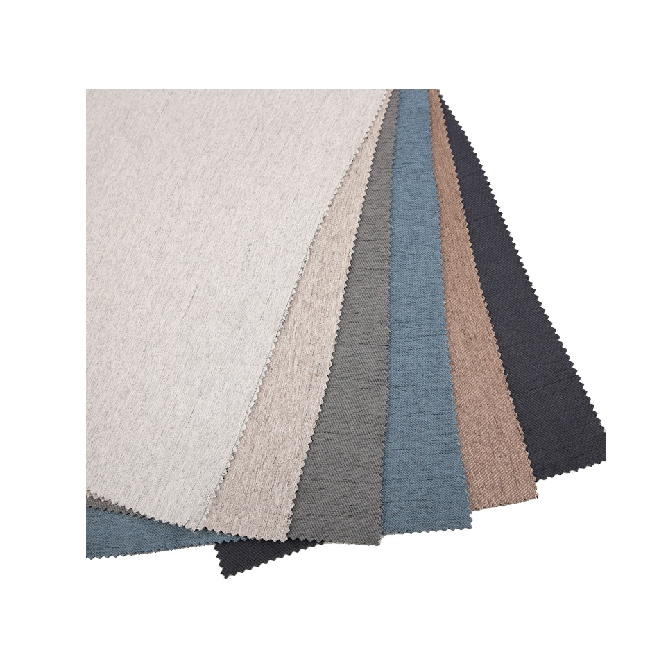 Woven Window Velour Curtain Fabric