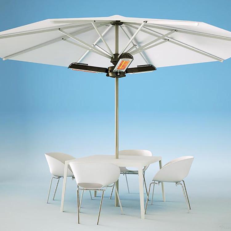 मुक्त खड़े बिजली आउटडोर आंगन छत्र हीटर