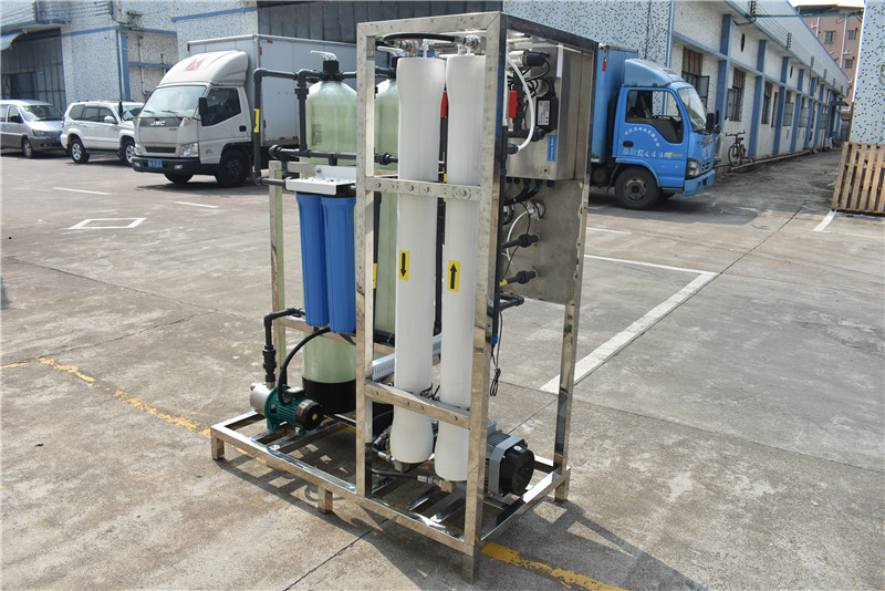 product-Ocpuritech-250lph Portable device plant ro equipment filter machine seawater desalination-im