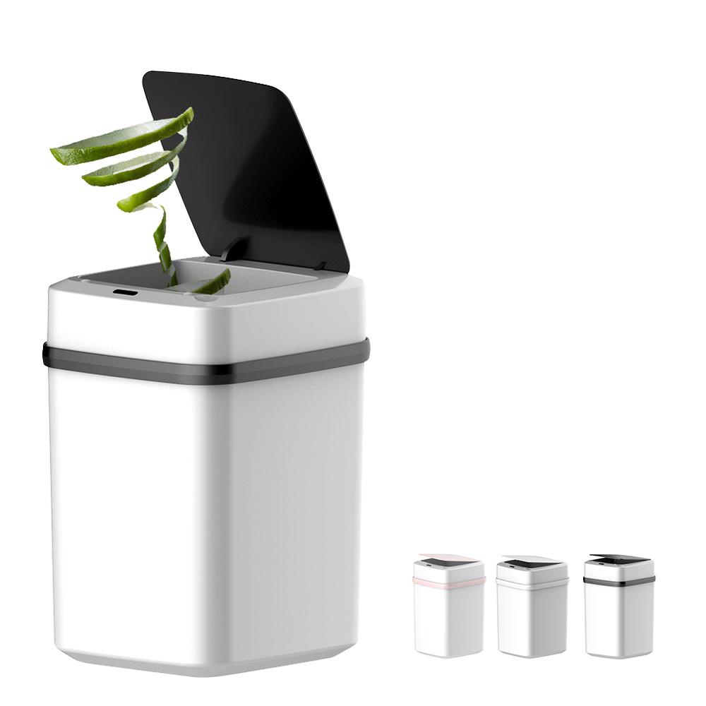Heißer verkauf Smart abfall bin haushalt elektronische touchless Mülleimer, smart Infrarot sensor abfall bin/kleine sensor mülleimer