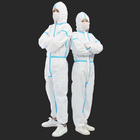 One-stop Service Suits Ce Fad Certificate Personal Disposable Medical Protective Clothing Equipment Protective Body Suits