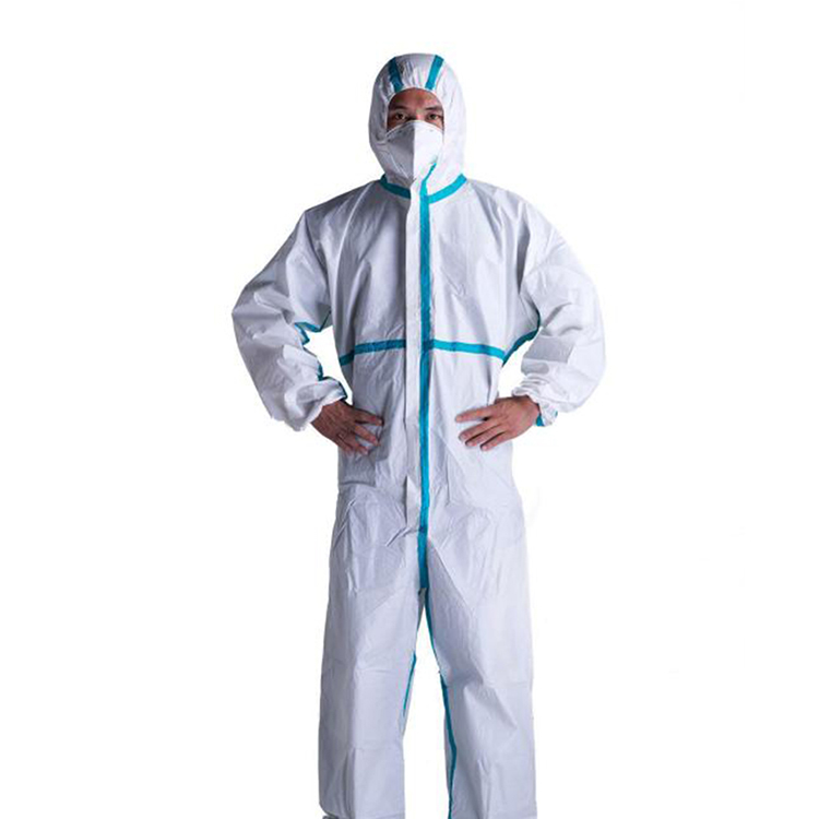 FH00285 Safety Coverall Protective Clothing