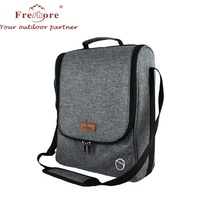 Promotion Red wine ice cooler bag with strap