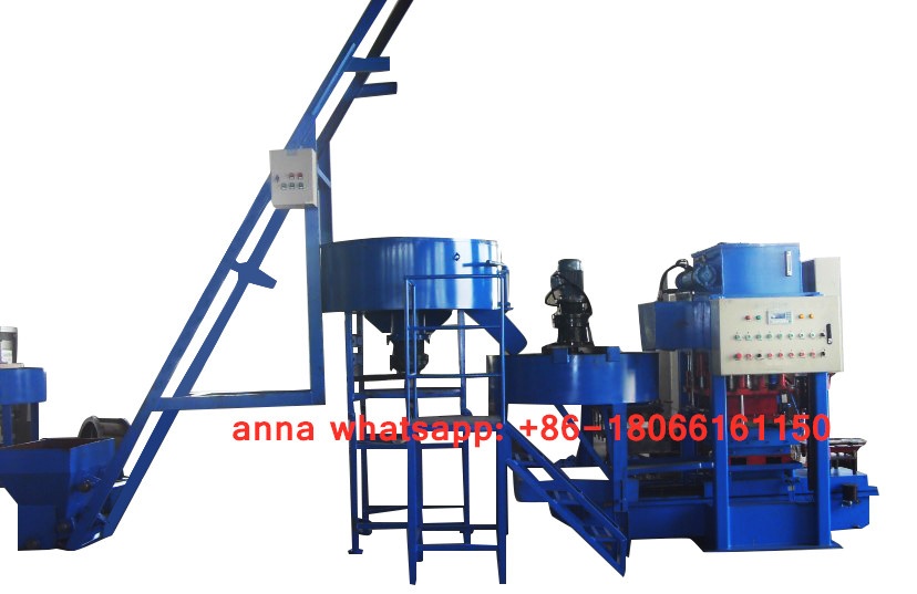 DW-H125 automatic hydraulic press cement roof tile machine