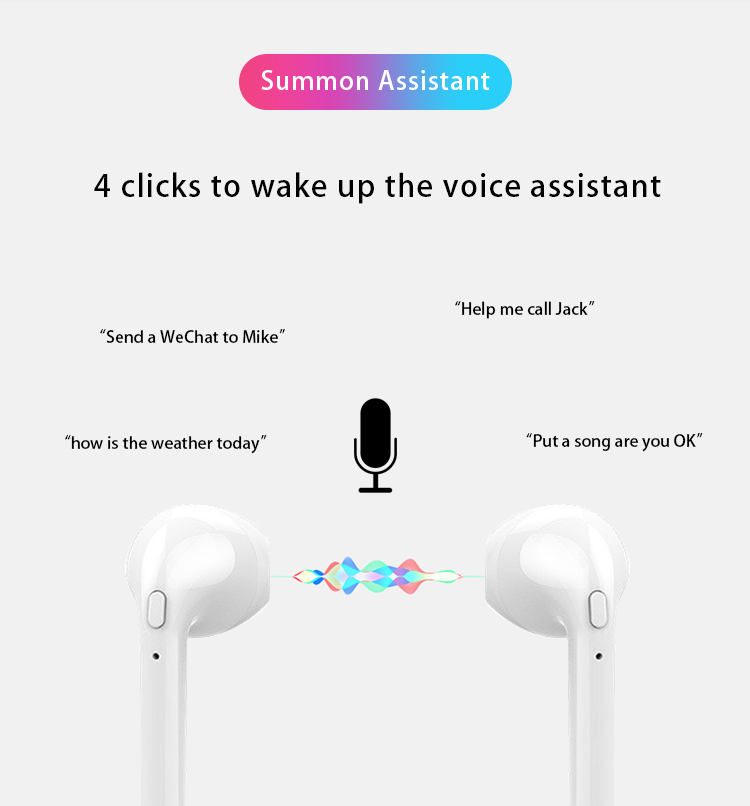 Hot Selling OEM Tws Wireless I7s Tws Headphone Earbud Earphone Olahraga Musik Headphone I7 Mini