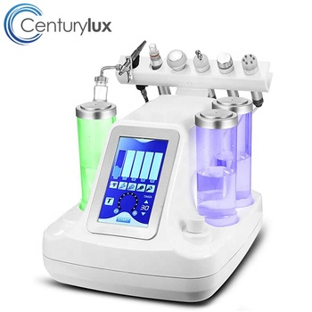 2019 Hydrogen And Oxygen Facial Dermabrasion water dermabrasion machine for Spa Hydrafacials Beauty Machine