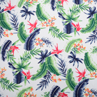 Good quality 100% rayon custom fabric printing voile fabric
