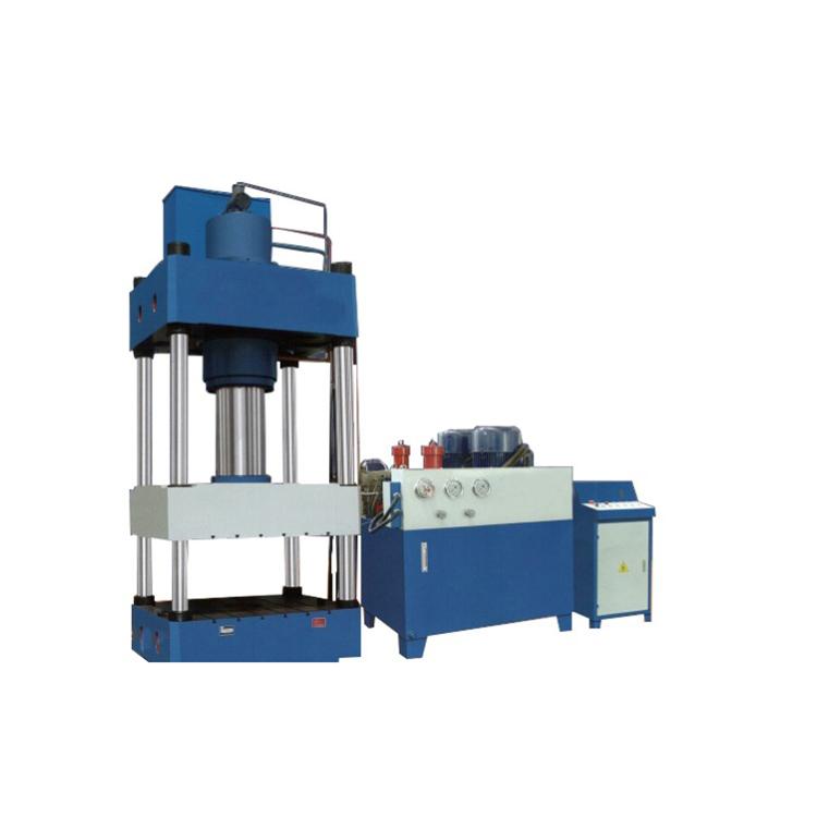 Wholesale prices Four-pillar three-girder hydraulic press