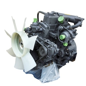 kobelco excavators parts isuzu engine assembly AU-4LE2X 4LE1 complete diesel engine