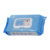 GWW411 High Quality Biodegradable Flushable Antibacterial Aloe Free Alcohol Free Travel Baby Wet Wipes