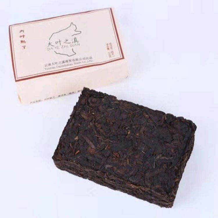 China Yunnan Big Leaf Ancient Tree 250g Natural Organic Puer Tea - 4uTea | 4uTea.com