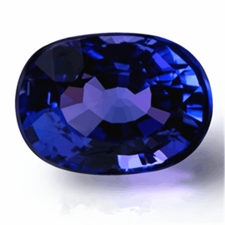 SGARIT custom jewelry manufacturer China wholesale 3ct oval and pear shape natural blue tanzanite loose gemstone jewelry
