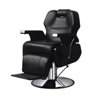 Men's Barbers Chair Beauty Hair Salon Chair Heavy Duty Reclining Hairdressing Styling Chairs For Sale