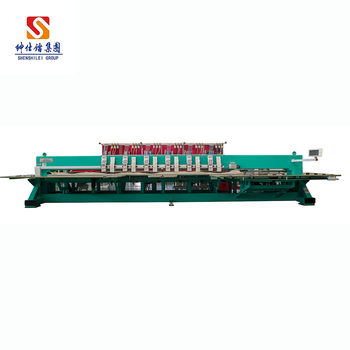2020 SHENSHILEI New Multi-function Embroidery Punching Embroidery Machine