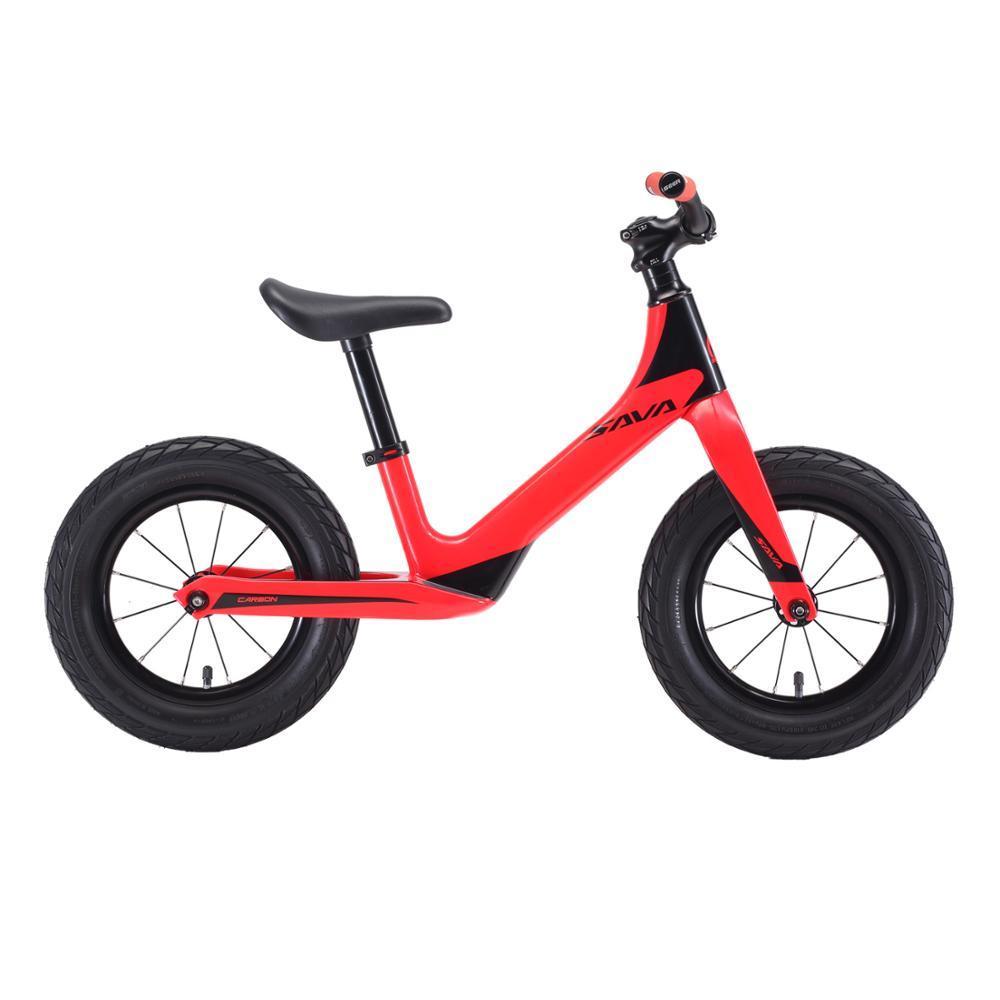 SAVA toptan ucuz yürüyüş bisikleti çocuklar karbon denge bisiklet çocuklar için