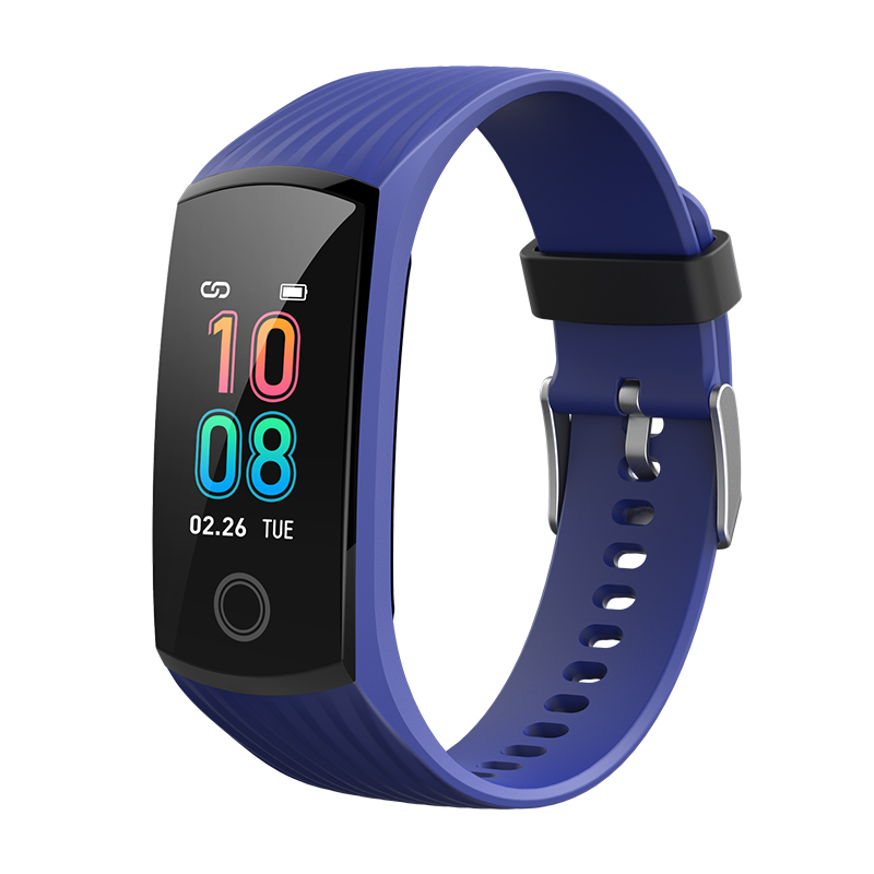 Hot selling fitness watch smart bracelet Fitup <strong>V16</strong> smart watch with CE RoHS FCC