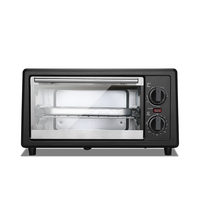 multifunction 10L 800W electric convection baking oven bread oven machine Grill oven toaster