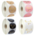 Thank you art paper sticker paste envelope card gift box multicolor  decorative round stickers for baking packaging
